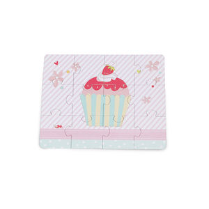 Cupcake Jigsaw - traditional toys & games