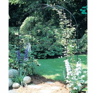 Oregon Garden Arch Made In Britain - garden furniture