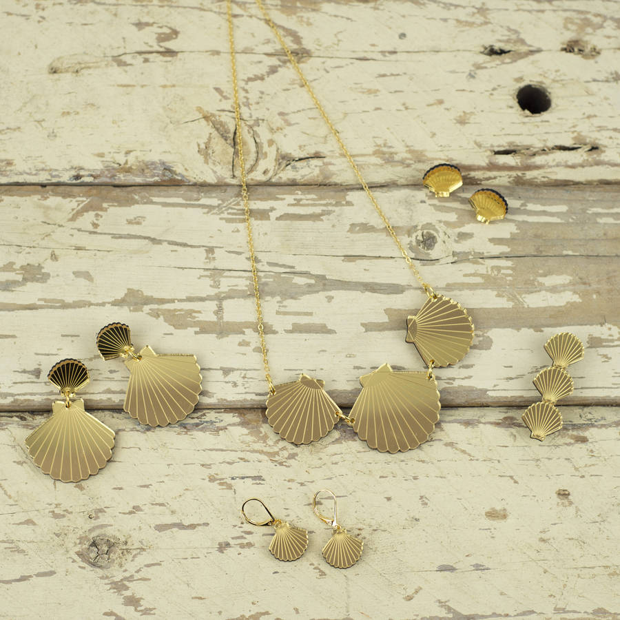 shells seashell cone studs jewellery stud product kate shell by silver earrings original wimbush katewimbushjewellery