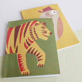 Children's Drawing Book Set Of Two