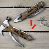 Personalised Multi Tool - garden