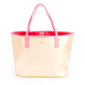 Metallic Tote Bag - shopper bags