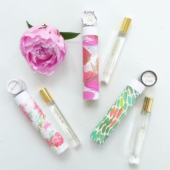 Floral Perfume Scent Roller 100 Cheap Thoughtful Gift Ideas For Her Under £20