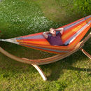 Large Family Size Raya Sunset Hammock
