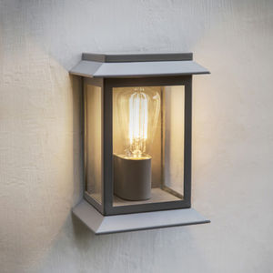 Grosvenor Light In Charcoal - lights & lanterns