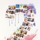 Giant Personalised Photo Number Decorations