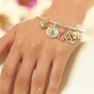 'Choose A Charm' Story Bangle - what's new