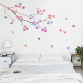 Blossom Branch Wall Sticker - home