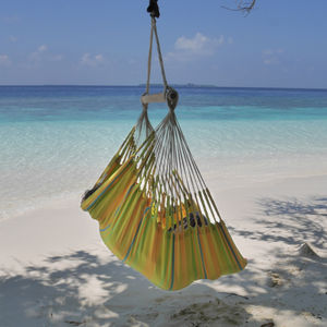 Iguana Lemon Hanging Chair - hammocks