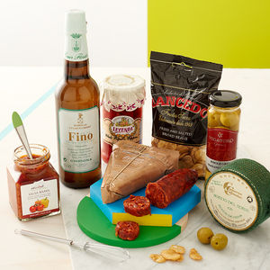 Tantalising Tapas Kit - for foodies