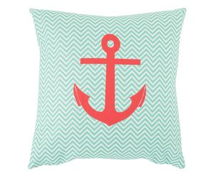 Sailor Cushion Cover With Zip Closure