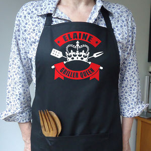 Personalised Womens Apron