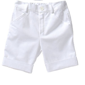Positano Cotton Shorts - christening wear