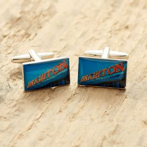 Brighton Cufflinks - men's accessories