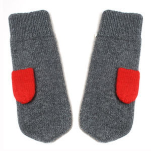Pair Of Parenting Gloves