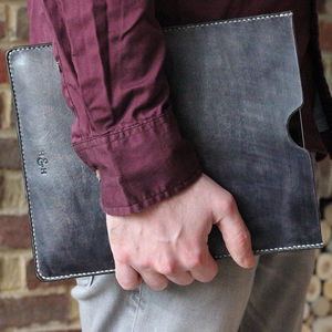 Leather Case For iPad - tech accessories for her