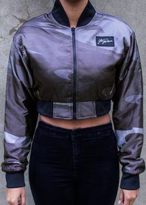 Women's Young Britannia Cropped Jacket