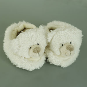 Baby Bear Slippers - clothing