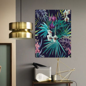 Botanical Panama, Canvas Art - nature & landscape