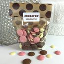 100g Chocolate Drops In Lots Of Flavours