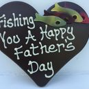 Father's Day 'Fishing You A Happy Father's Day !'