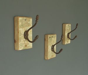 Vintage Coat And Hat Hooks - bedroom