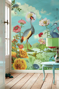Kiss The Frog Wallpower - home accessories