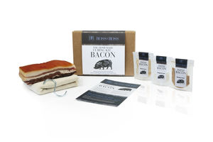 Bacon Homemade Curing Kit - retirement gifts