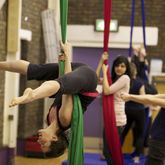 Aerial Silks Beginners Experience For One - mother's day