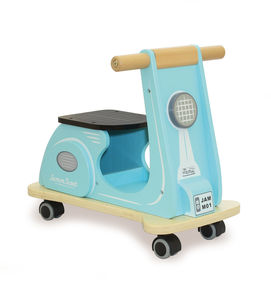Wooden Ride On Scooter - gifts for babies