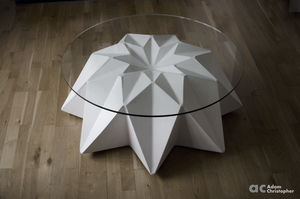 Kronen Bowl Coffee Table - garden furniture