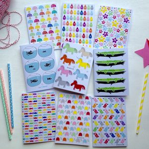 Children's Party Bag Notebook - office & study