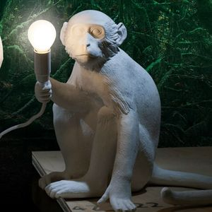 Monkey Light - bedroom