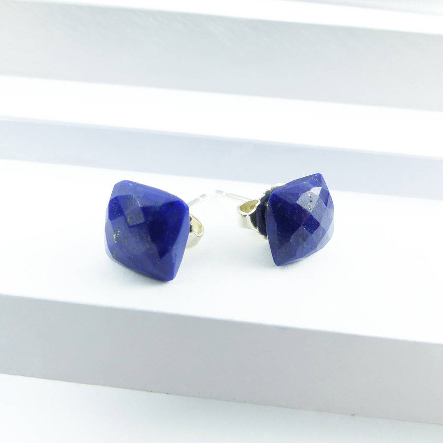women item wouters farfetch stud uk shopping earrings lapis hendrix