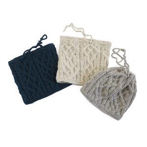 Nivasi Knitted Neckwarmer/Hat