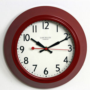 Bakerlite Clock - home accessories
