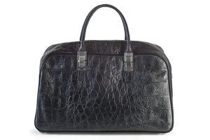 Dallas Aspinal Holdall - holdalls & weekend bags