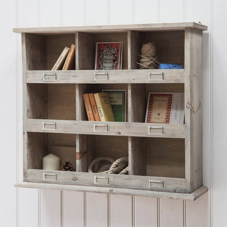 Wooden Wall Unit By All Things Brighton Beautiful