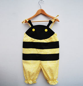 Bumble Bee Baby Romper