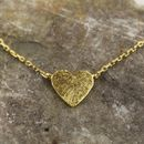 'Always In My Heart' Gold Necklace