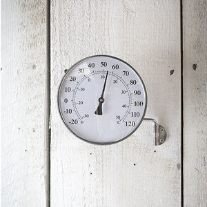 Circular Thermometer - tools & equipment