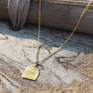 Gold Charm Necklace Love And Support - necklaces & pendants