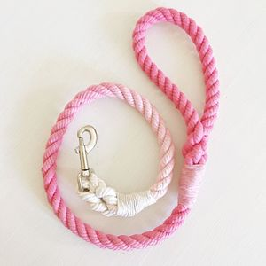 Ombre Dog Rope Lead