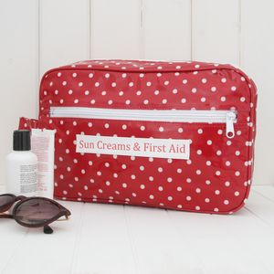 Extra Large Travel Wash Bag