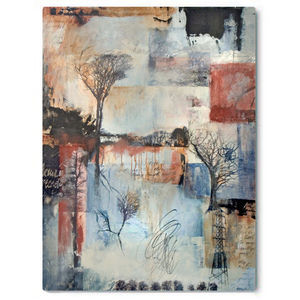 The Rancher Emoni, Canvas Art - modern & abstract