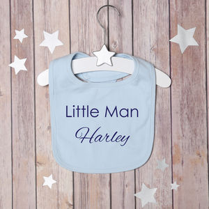 Personalised Little One Bib
