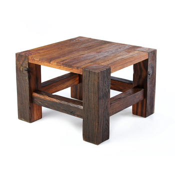 Wilmot Reclaimed Oak Coffee Table