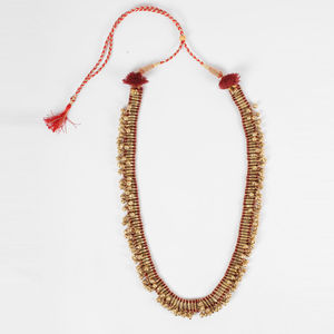 Temple Bells Necklace - women's jewellery