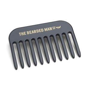 003 – The Bearded Man Company Gents Beard Pick Comb