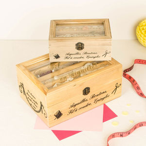 French Sewing Box - gifts for mothers